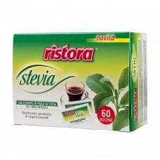 Ζαχαρίνη Ristora stevia 60 τεμαχίων
