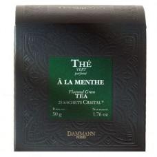 Dammann Freres Tea Menthe 25 τεμ.