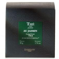 Dammann Freres Tea Jasmin 25 τεμ.