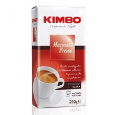 Kimbo - Macinato fresco, 250gr